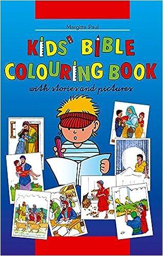 Kinder Mal Bibel Englisch Amazon De Margitta Paul