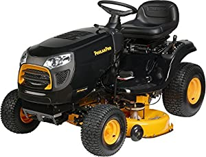 "Poulan Pro 960420182 Briggs 15.5 hp Automatic Hydrostatic Transmission Drive Riding Mower, 42"" by Poulan Pro"