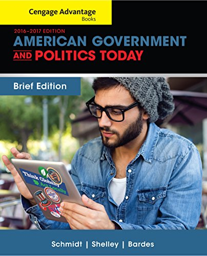 Cengage the best amazon price in savemoney cengage advantage books american government and politics today brief edition fandeluxe Gallery