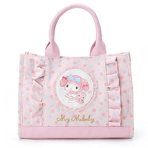 [My Melody] Watertight bag handbag bag