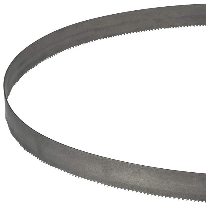 "MK Morse Portable Bandsaw Blade Set of 5 Blades 10 TPI Bi-Metal 44-7//8/""x1//2/"" New"