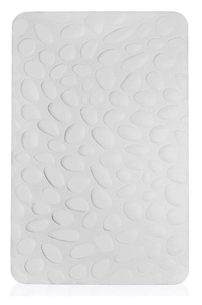 Nook Sleep Pebble Pure Mini Crib Mattress – 100% Organic Construction & Breathable for Mini Size Cribs, Cloud PEB-PUR-Mini