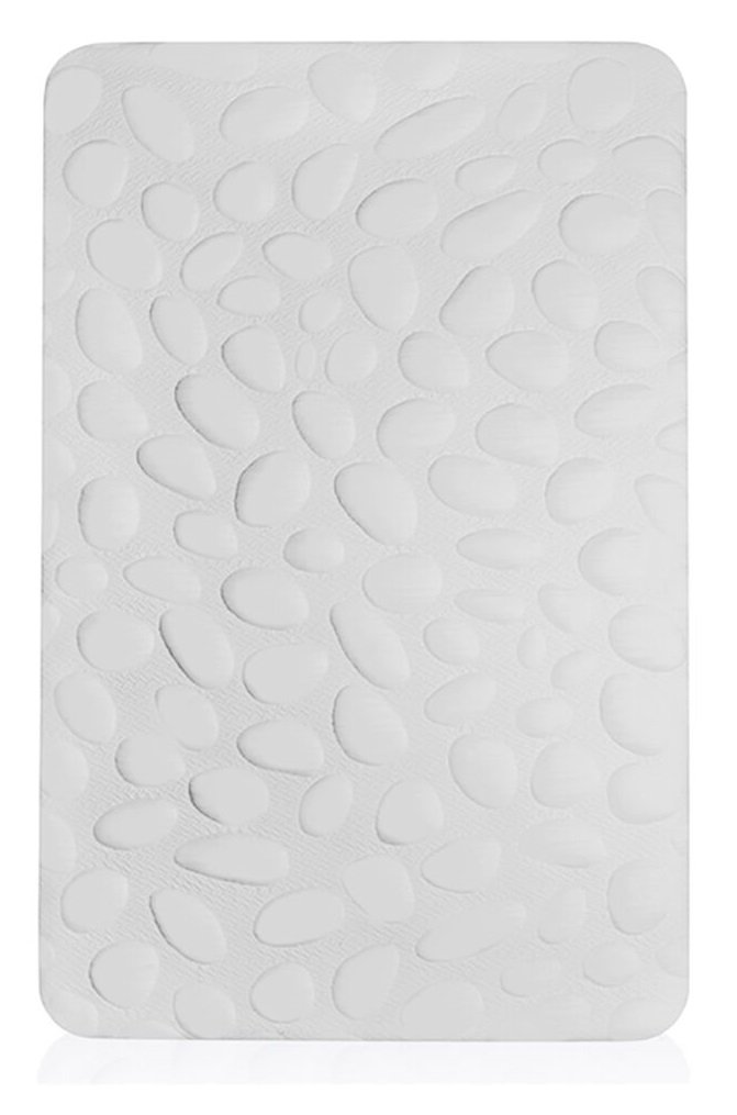 Nook Sleep Pebble Pure Mini Crib Mattress – 100% Organic Construction & Breathable for Mini Size Cribs, Cloud