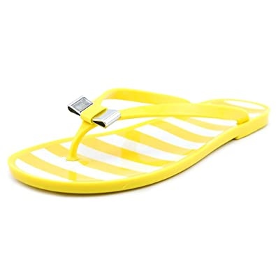 bf347aba4bc86 Coach Women s Landon Yellow Yellow-White Sandal ...