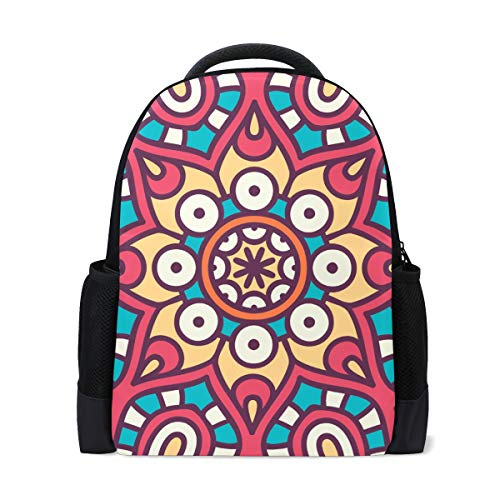Fashion Backpack Roma Art Laptop Backpack School Bag for Outdoor Work School ()