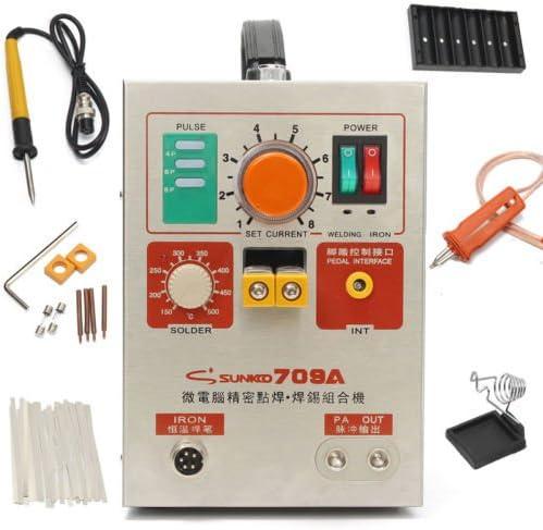 220-240V Electric Spot Sheet Welding Machine Welder