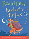 Fantastic Mr. Fox, Roald Dahl, 0142423432