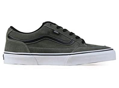 491c7fc0a7 Image Unavailable. Image not available for. Color  Vans Bearcat US Mens  Size 12 Charcoal Grey White Black Skateboarding Shoes