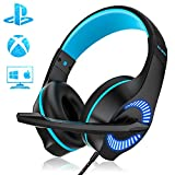 Best Headsets With Clear Sounds - AceMining Gaming Headset,USB Headset,Wired Headset with Clear Sound, Review