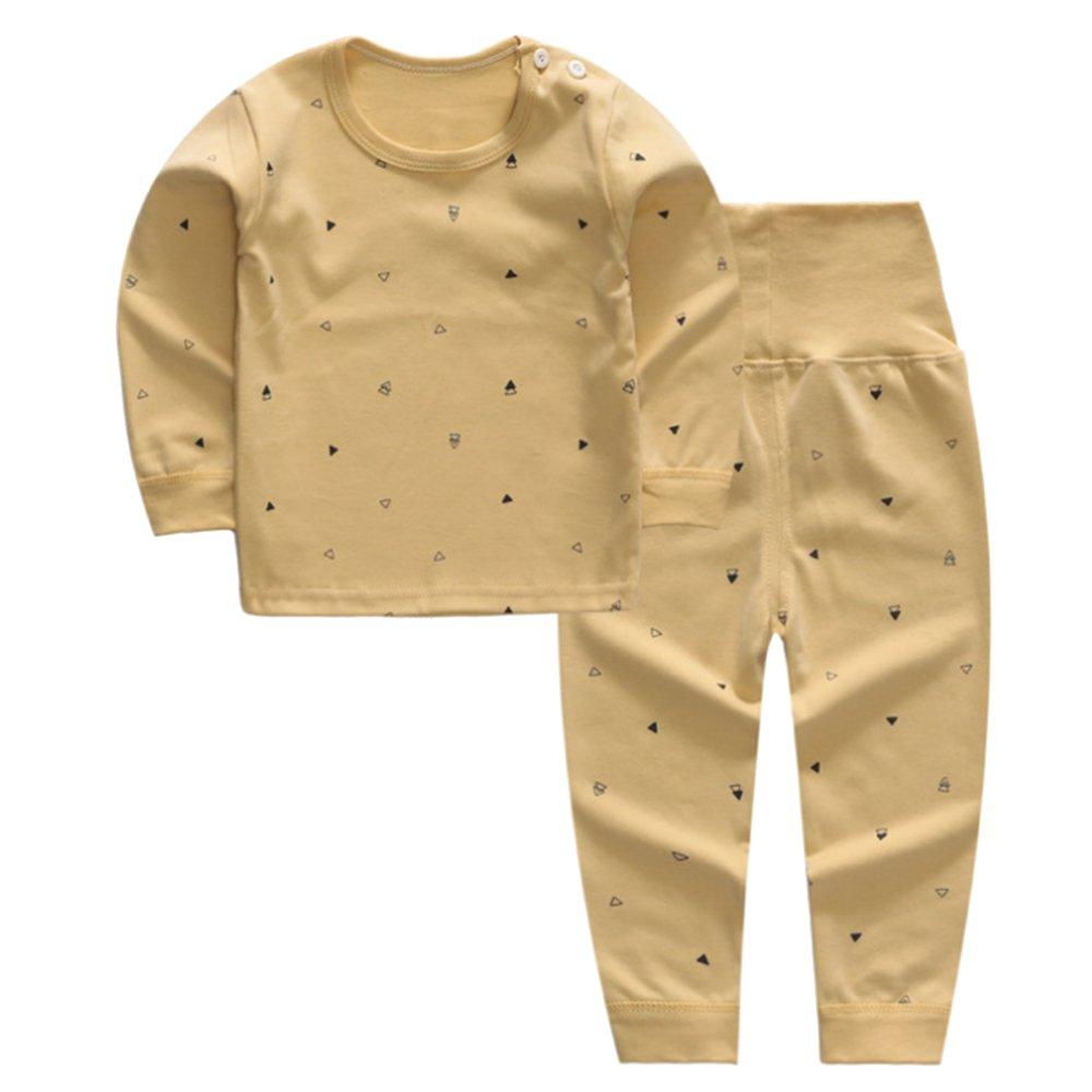 KINDOYO Lindo Impresión Pijamas Set Para Unisexo Niño Minions, Pijama para Niños, 3 Estilo: Amazon.es: Ropa y accesorios