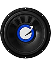 Planet Audio TQ10S 10 Inch Car Subwoofer - 1200 Watts Maximum Power, Single 4 Ohm Voice Coil, Sold Individually