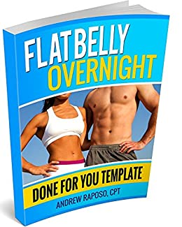 Download for free Flat Belly Overnight: - Easy Trick To Lose 2 lbs of Fat?