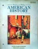 Reading and Writing American History: An Introduction to the Historian's Craft, Vol. 2, 3rd Edition, Peter Charles Hoffer, William W. Stueck, 0536729328