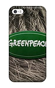 Hot Tpye Green Peace Case Cover For Iphone 5/5s