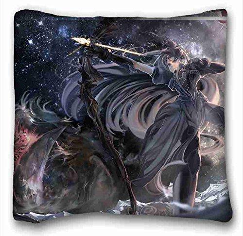 Custom Characteristic ( Anime Puella Magi Madoka Magica ) DIY Pillow Cover Size 16