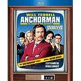 Anchorman: The Legend of Ron Burgundy (Unrated Rich Mahogany Edition) / Présentateur vedette : La légende de Ron Burgundy