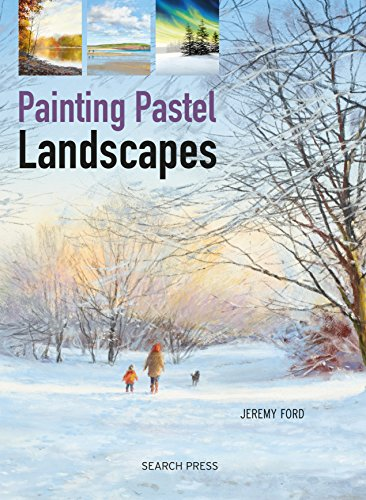 Painting Pastel Landscapes (Origami Sewing Table)