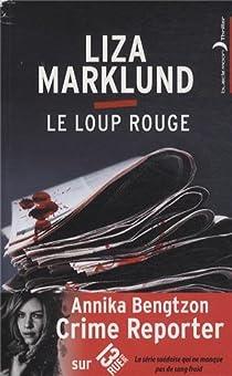 Le loup rouge par Marklund