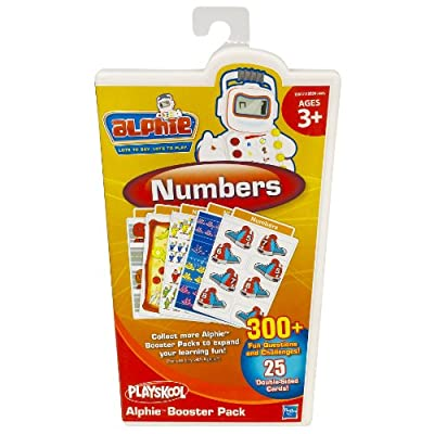 Playskool Alphie Booster Pack - Numbers: Toys & Games
