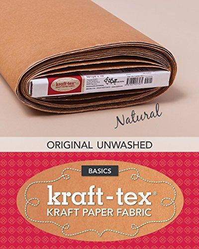 Kraft-Tex Kraft Paper Fabric 19x10yd-Natural