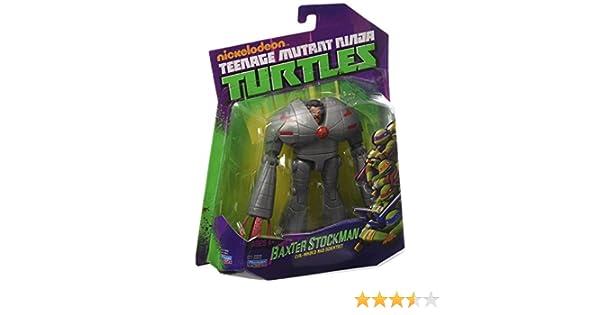 Turtles Tortugas Ninja - Figura de acción Baxter Stockman [Importado]