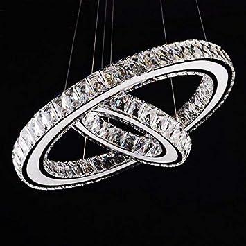 De Del Modern Crystal Minimalist Light Estar ChandelierSala Awcp D9WHE2YI