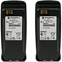 Motorola Original OEM PMNN4077C High Capacity 2200 mAh 2 Pack Battery For XPR6100 XPR6300 XPR6350 PR6380 XPR6500 XPR6550 IMPRES Cheap replaces PMNN4065 PMNN4066A PMNN4077