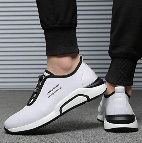 Arrampicata Dimensione Pelle In Scarpe colore Hy Casual Studenti C Uomo Per Viaggio 40 Ginnastica Sneakers Da Corsa Trekking B All'aperto gwTPgx1