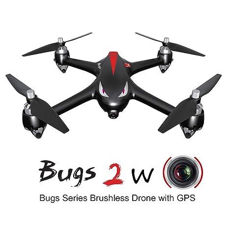 Enjoyall MJX Bugs 2 B2W motor sin escobillas cámara GPS ...
