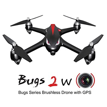 iBellete RC Drone mjx Bugs 2 W B2 W GPS RC Quadcopter Drone con ...