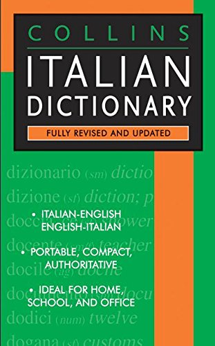 Collins Italian Dictionary (Collins Language)