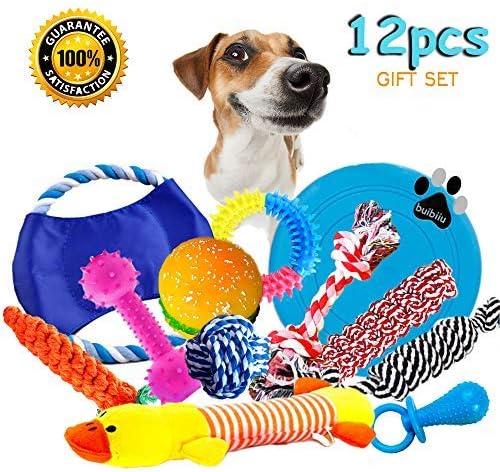 BUIBIIU Rope Toys Teething Puppy product image