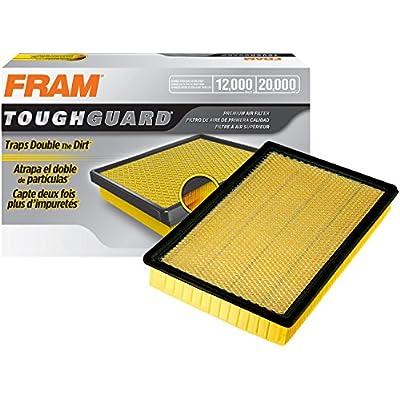 FRAM TGA9401 Tough Guard Flexible Panel Air Filter: Automotive