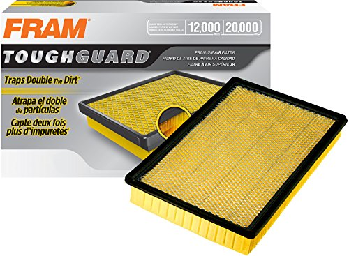 FRAM TGA9401 Tough Guard Flexible Panel Air Filter