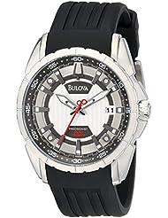 Bulova Mens 96B171 CAMPTON Strap Watch