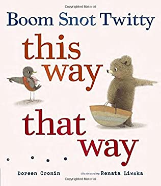 book cover of This Way That Way