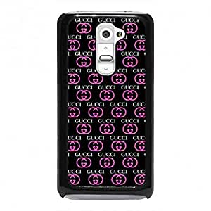 Luxury Collection LG G2 Gucci Phone Case,Gucci Pattern Luxury Logo Back Cover For LG G2