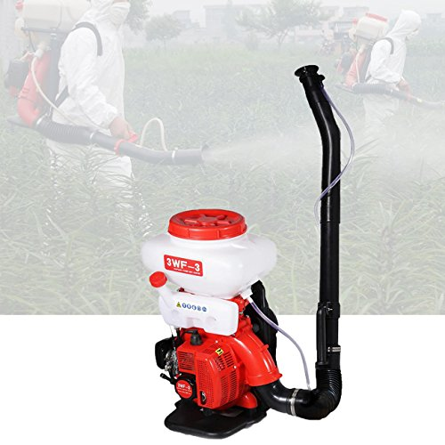 BEAMNOVA Mist Duster Blower Spray Gasoline Powered Mosquito Cold Fogger Backpack Sprayer for Agricultural Plants Review