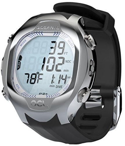 Oceanic OCL Scuba Watch Dive Computer - Black/Blue