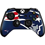 NFL New England Patriots Xbox One Controller Skin - New England Patriots Large Logo Vinyl Decal Skin For Your Xbox One Controller