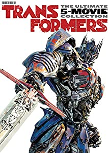 Transformers: The Ultimate Five Movie Collection