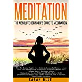 Meditation: The Absolute Beginner's Guide to Meditation: How To Become Happier, More Satisfied, Enhance Self-Esteem, Lessen Stress, Fear and Depression, ... How To Meditate, Meditation for Beginners)