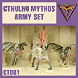 DUST 1947 - Cthulhu Mythos Army Set