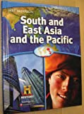 South and East Asia and the Pacific 2012, HOLT MCDOUGAL, 0547484852