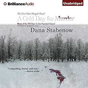 A Cold Day for Murder Audiobook