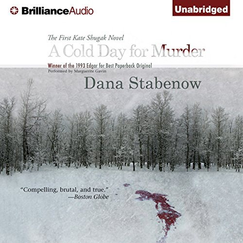 A Cold Day for Murder: A Kate Shugak Mystery cover