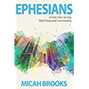 Ephesians: A Fresh, New Six Day Bible Study and Commentary (The Everyday Bible Series Book 1)