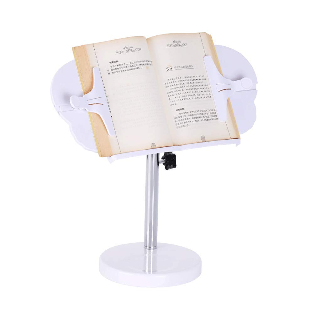 Book stand Reading artifact Multi-function desk reading rack Creative reading stand WXH-Book stand