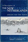 Description of the New Netherlands, Van Der Donck, Adriaen, 0815621272