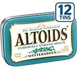OFX15893 - Office snax Altoids Wintergreen Candy